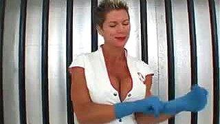 Medical cook milking