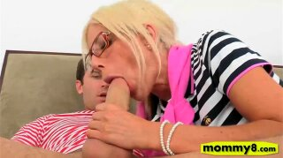 Busty milf and teen couple threesome sex in the bedroom. Busty milf Puma Swede and teen babe Vanessa Cage enjoying some nasty threeway session in the bedroom