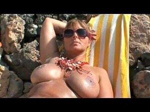 Nudist Holidays 2012 - Fuerteventura Porn