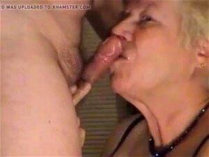 Even Old Granny's Still Love To Suck Cock Porn