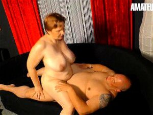 AmateurEuro - Chubby German Wife Fucked Hard By Her Neighbor Porn