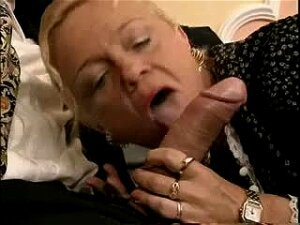 Two Lewd Milfs Try Their Best To Satisfy Some Horny Man Porn