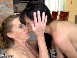 Teen & Granny Pool Foreplay For Lesbian Ass Licking-21Sextreme Porn