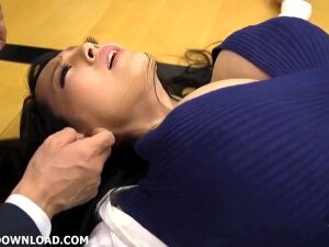 Ultra-Kinky Chinese Stunner With Thick Knockers Has Suggested Herself To A Gang Of Ultra-kinky Fellows Porn