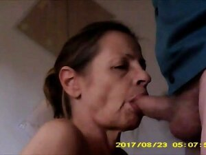 Short Of Her Taking A Bitter Load Of My Cum. Porn