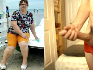 Big Cock Pays Tribute To Mature Fat Mom Porn