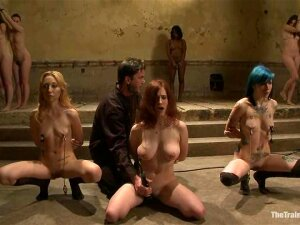 A Lot Of Sexy And Loyal Slaves Are To Be Chosen For A Fetish Adventure Porn