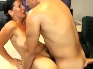 Watch Office Maid Getting Laid On  Now! - Kissing, Missionary, Trembling Orgasm, Milf, Latina, Mature, Hardcore Porn  Talk About Working Overtime! Porn