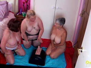 Every Sex Toy Needs Testing And These Ladies Are Eager To Do Their Job Find Full Length Videos On Our Network Oldnanny.com Porn