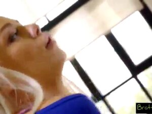 Bratty Sister - Little Sister Falls For Brothers Vday Surprise S4:E4 Porn