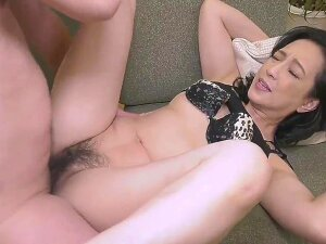 JAPANFUN #23 - STEPMOM: Part 2 - Up The Ass, In The End Porn