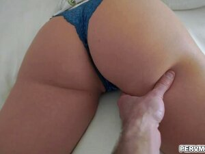 Stepmom Britney Hangs Up With Her Stepson And Gets Naug. Britney Ambers Stepson Is One Horny Dude He Asks To Hang Out With Her But Somehow Ends Up Sticking His Curious Fingers In Her Wet Cunt They Almost Get Caught By His Dad But Luckily He Scrambles Away To Safety Porn