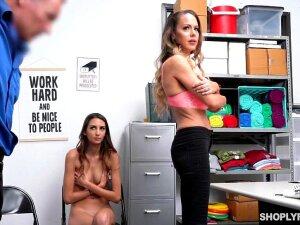 Shoplyfter Arrested For Stealing Porn