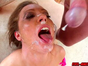 Hot Babes Gulping Loads Of Sperm In This Bukkake Compilation Where Enormous Amounts Of Sperm Are Covering These Pretty Babes Faces Beyond Recognization! Porn