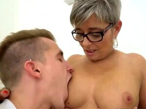 Naughty Granny Jessye Pounded Hard By Jason Storms Hard Stick Porn