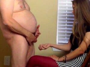 Fat Old Guy Jerk On Beauty Porn
