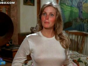 Perfect Blonde Bo Derek Exposes Her Hot Rack In A Tight Shirt Porn