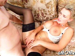Cute Mature Goes Hardcore With Her Talented Sex Partner Porn