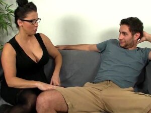 Mature With Huge Tits Craves For Young Cock Porn