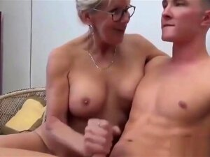 Mature Woman In Glasses Porn