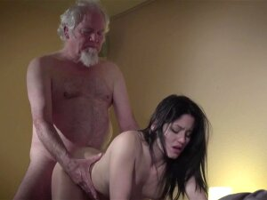 Old Man Humps Teen Pussy For The Last Time Porn