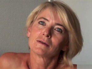 MILF Debutante Francaise En Casting Porn