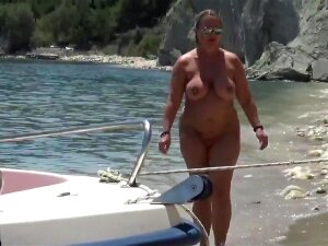 My Cruises With A Boat Are Always Nude Cruises. Each Time I Am In Greece, I Try To Rent A Boat. When I Have Left The Beach, I Put My Bikini Off. So I Get The Sun All Over My Body Without Any Tan-lines Porn