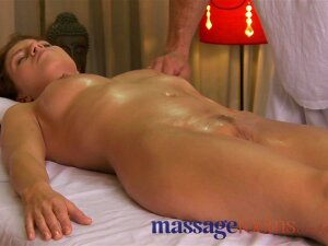 Massage Rooms Cute Teen Enjoys Fingering And Sensual Climax Before Creampie Porn