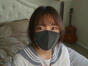 Fuck A Horny Chinese School Girl Wearing A JK Uniform Porn