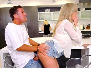 Mom Does Not Notice Son Fucking Her Friend Brandi Love Porn