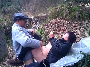 Chinese Daddy Forest 38 Porn