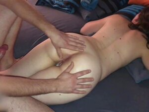 1St Time Anal – Wrong Gap Porn
