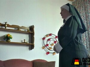 Nun With Huge Tits Porn