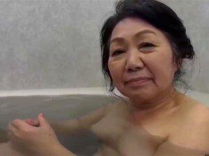 Japanese Granny J (3) Porn