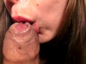 GLAM FORESKIN - TOO MANY BALLS IN MY MOUTH - CUM WITH GLITTER BALLS 4K Porn