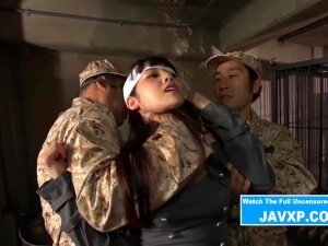 Japanese Army Get Fucked Porn