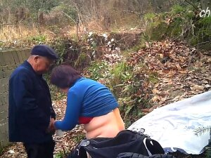 Chinese Daddy Forest 39 Porn