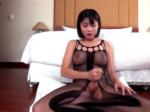 Asian Shemale Freting And Getting Facial Porn