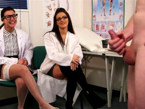 Clothed Female Doctors Are Keen For A Short Fetish Porn