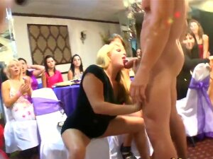 Our Parties Just Keep Getting Crazier And Crazier, With More And More Hot Women Begging For Cock Porn