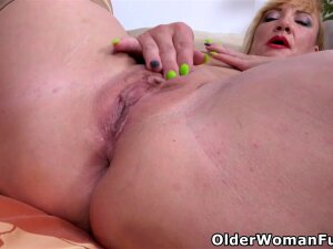 Silver Fox Goldie Will Show You How To Pleasure Her Horny And Mature Pussy (brand NEW Video Available In Full HD 1080P). Bonus Video: Euro Milf Victoria. Porn