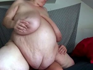 SSBBW On The Top Porn