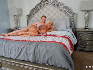 London Rose Gets Caught In Bed With Her Stepson Porn