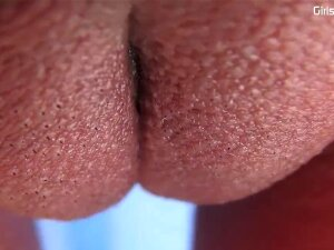 Hot Asian Pussy Camel-toe Closed-up Porn