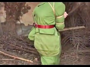 Chinese Military Girl In Bondage Porn