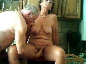 Concupiscent Aged Granny Porn