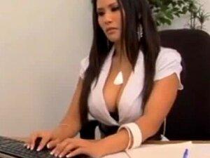 Office Asian Fuck Porn