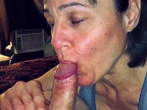 Mature Cougar Wife Love's Making Young Cock Melt In Her Mouth Porn