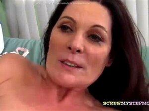 Stepmom Sharon Screams As Her Stepson Randy Drills Her Still Tight Pussy Porn