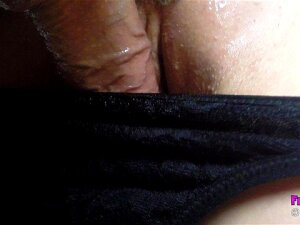 CUMMING IN MY PANTIES AND PULL THEM UP AFTER & PISS ON COCK Porn